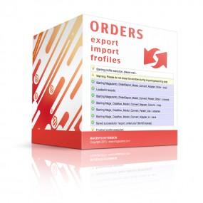 Magento Bulk Orders Import Export
