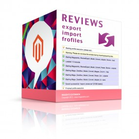 Magento Bulk Reviews Import Export