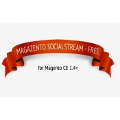 Magazento SocialStream - FREE